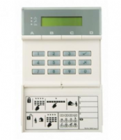 09943EN Scantronic LCD remote Keypad with Prox & AX10 option
